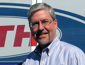 Barry Abernathy, owner of E. Smith Heating and Air Conditioning