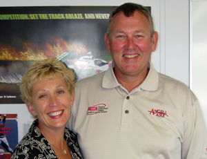 Craig and Sharry Angell, owners of Angell Aire