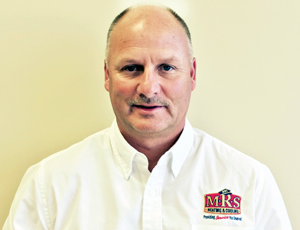 Darrell Gross, owner of MRS Heating & Cooling