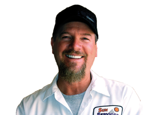 Drew Timm, Owner, Sun Services Air Conditioning-Heating Inc.