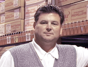 Gary Daniels, President and CEO of Johnstone Supply