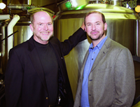 Pat and Dan Conway, Owners of Great Lakes Brewing Co.