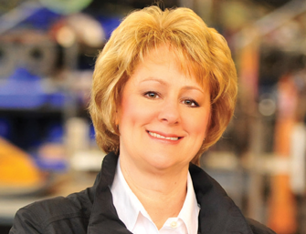Wendy Staso, CEO of Huckestein Mechanical Services