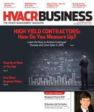 Current Issue - HVACR Business Magazine