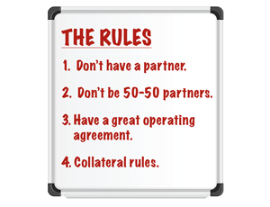 The Partnership Rules