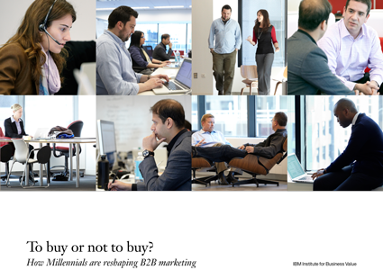 how to find decision makers in a company