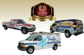 Tops-in-Trucks 2013: Branding = Awareness = Sales Leads