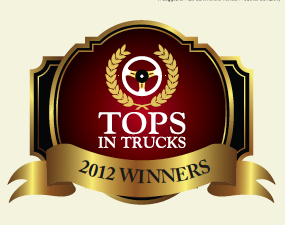 Tops in Trucks: More Entries, Better Designs,  and Additional Winners